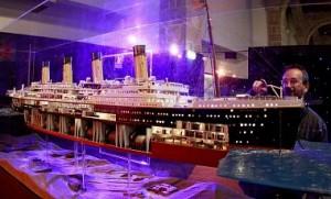 В Китае создадут копию Титаника