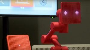 В Китае создали эмоционального робота-танцора