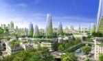 В Китае создают город будущего
