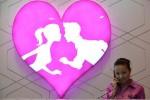 В Китае становятся популярными «отели любви»