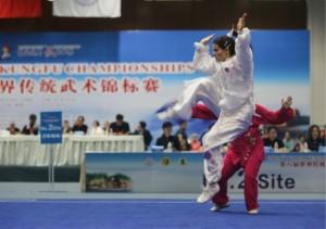 В Китае стартовал мировой чемпионат по ушу