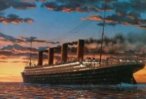 В Китае строят образец легендарного «Титаника»