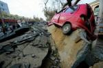В Китае участились пожары и взрывы