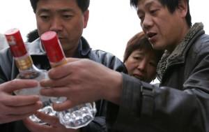 В Китае в алкогольные напитки добавляют виагру
