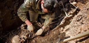 В Китае в древнем доме обнаружено 97 скелетов