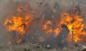 В Китае в результате взрыва в отеле погибли два человека