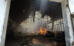 В Китае вновь авария на химическом заводе