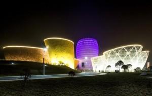 В Китае возвели самый необычный музей в мире