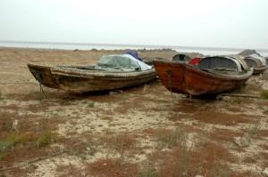 В Китае высыхают водохранилища и реки
