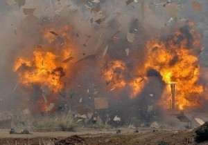 В Китае взорвался завод пиротехники