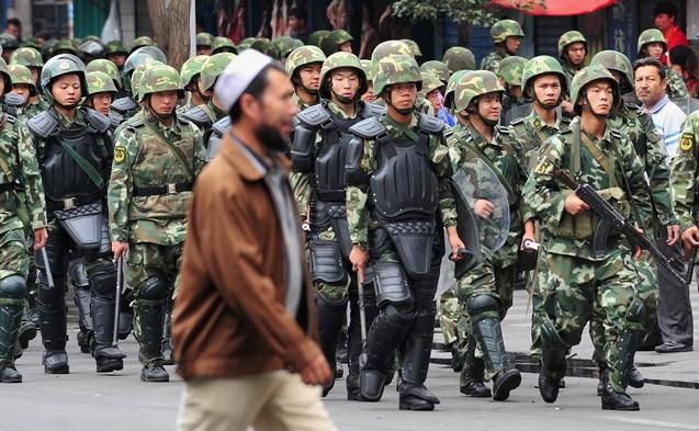 В Китае за 5 лет арестованы 13 тысяч уйгурских террористов