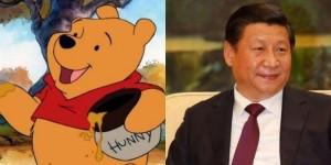 В Китае запретили фильм про Винни-Пуха из-за схожести персонажа с Си Цзиньпином