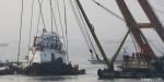 В Китае затонул буксир: 20 человек пропали без вести