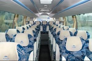 В Пекине начнут работать автобусы повышенной комфортности