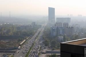 В Пекине принимаются уникальные меры по предотвращению загрязнения воздуха