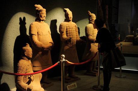 В Шанхае открылся музей шокирующих скульптур