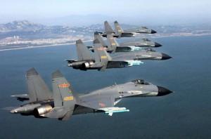 В Тайвани заявили о вторжении ВВС КНР
