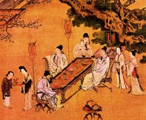 В Янчжоу прошли свадьбы по традициям торговцев солью