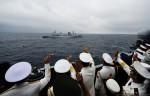 В Южно-Китайском море прошел масштабный парад китайского ВМФ