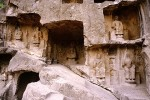 В китайском древнем захоронении задохнулись трое расхитителей гробниц