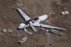 В крупной авиакатастрофе пострадал 141 гражданин Китая