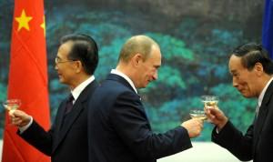 В нынешнем году Путин планирует два визита в Китай