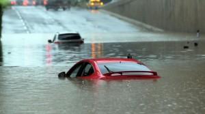 В результате паводка в Китае количество пострадавших превысило 560 тысяч человек
