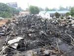 В результате пожара в доме престарелых погибло 38 человек