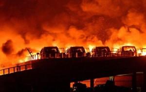 В результате взрыва на химзаводе в Китае погибли два человека