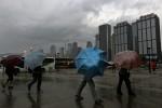 В связи с тайфуном на юге Китая эвакуировано 40 000 человек