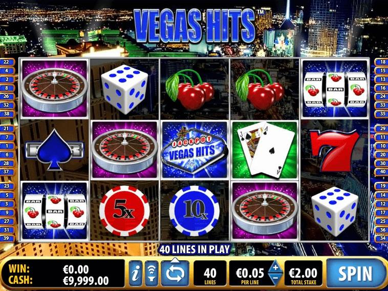 Vegas Hits от Bally