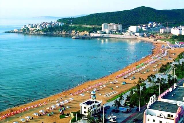 пляжи Вэйхай