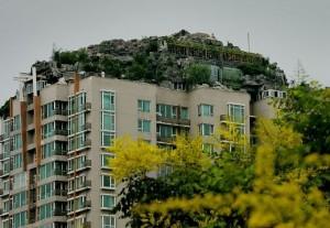 Виллу на крыше многоэтажки сносят