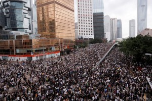 Власти КНР отказались от предложения Гонконга устранить закон об экстрадиции