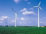 Вместо угля китайцы отапливают дома энергией ветра