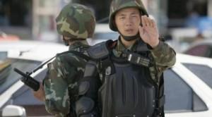 Во время нападения на китайский полицейский участок погибли люди
