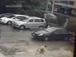 Водитель в Китае переехал 4-летнего ребенка прямо на заднем дворе полицейского участка