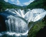 Водопад Хуангошу – «земной» млечный путь