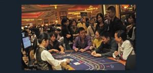 Война Китая против виртуальных казино