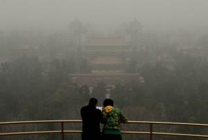 Восточный и Северный Китай окутывает смог