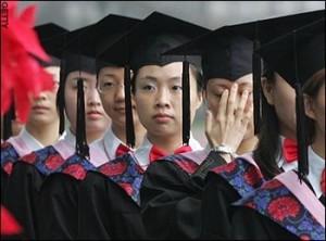 Высшее образование в КНР