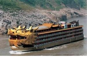 Янцзы - круизная река Китая