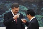 Визит Януковича в КНР оценивается в $8 млрд