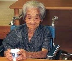 Женщины Шанхая - долгожительницы