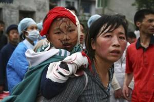 Женщины, пострадавшие от землетрясения, получат помощь от государства