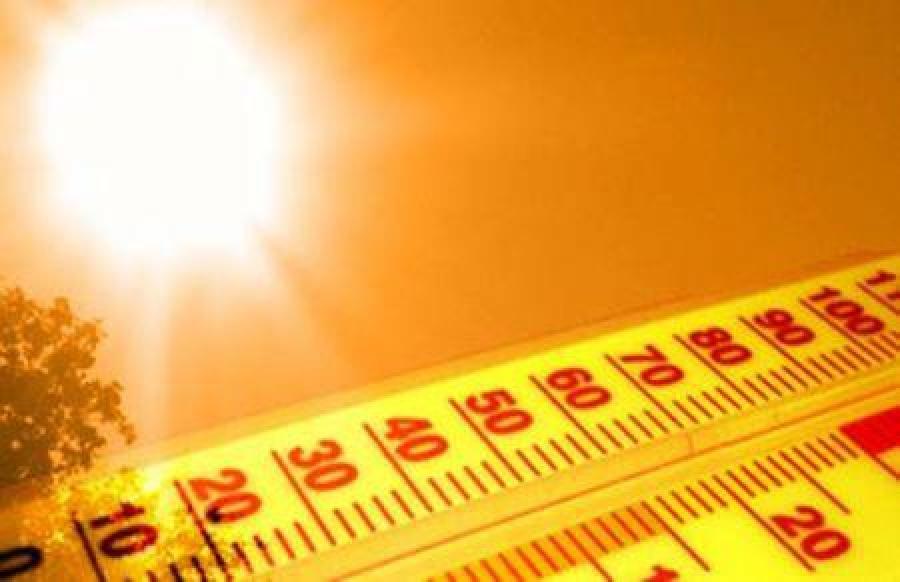 Жители Китая умерают от теплового удара