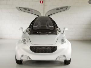 Жителям Пекина предлагают арендовать электромобили