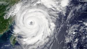 Жизнь полумиллиона китайцев оказалась под угрозой из-за тайфуна