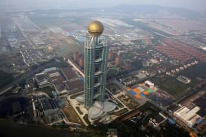 Жизнь в гостиницах Китая