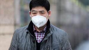 За 6 недель в Китае зафиксировано рекордное число новых случаев заражения коронавирусом